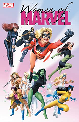 Women of Marvel Tome 1