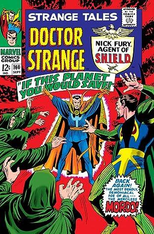 Strange Tales (1951-1968) #160