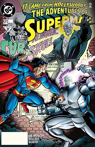 Adventures of Superman (1986-2006) No.571