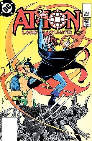 Arion, Lord of Atlantis (1982-1985) No.7