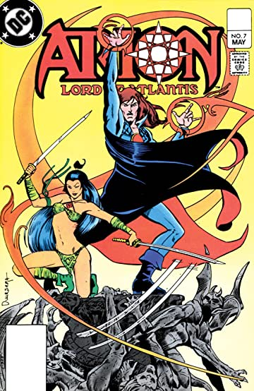 Arion, Lord of Atlantis (1982-1985) #7