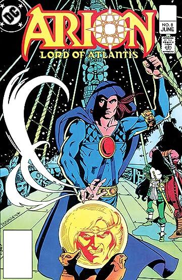 Arion, Lord of Atlantis (1982-1985) #8