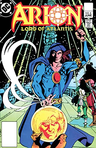 Arion, Lord of Atlantis (1982-1985) No.8