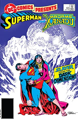 DC Comics Presents (1978-1986) No.65