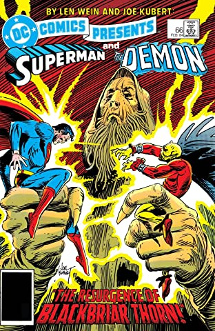 DC Comics Presents (1978-1986) #66