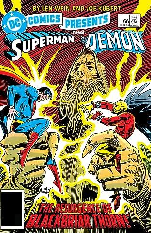 DC Comics Presents (1978-1986) No.66