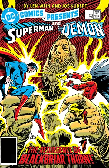 DC Comics Presents (1978-1986) #66