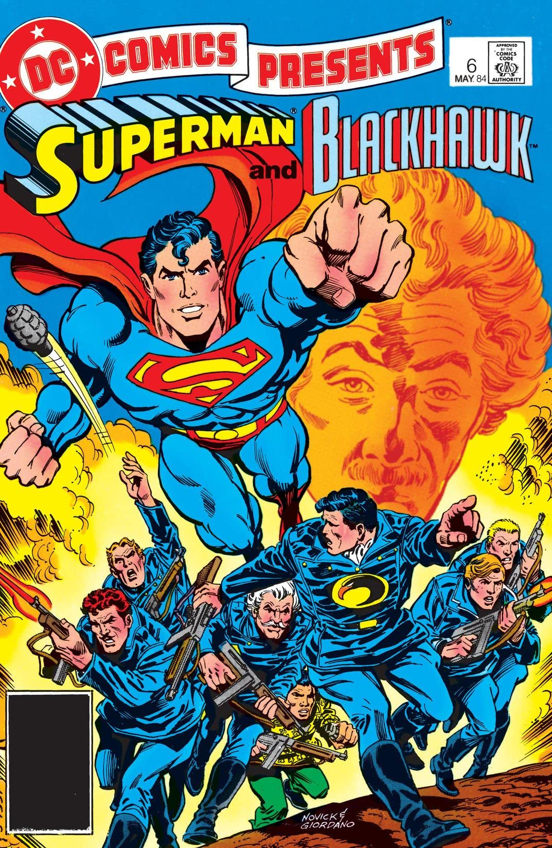 DC Comics Presents (1978-1986) #69