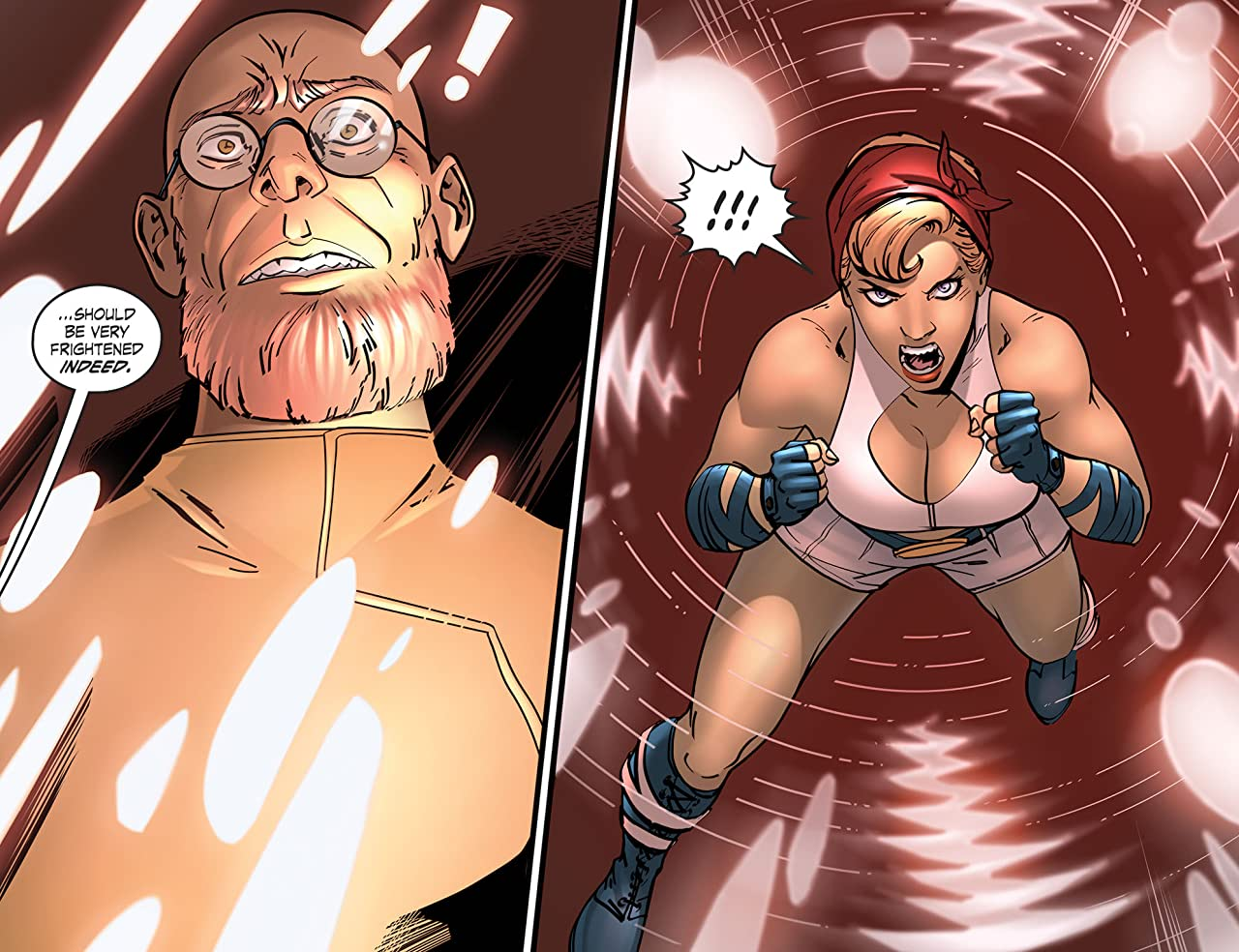 DC Comics: Bombshells (2015-2017) #87