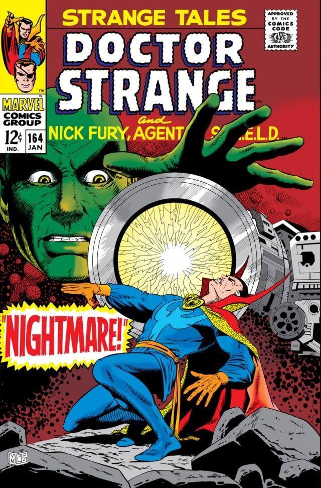 Strange Tales (1951-1968) #164