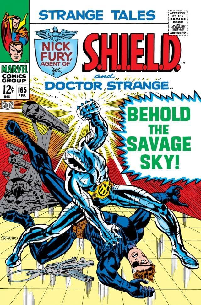 Strange Tales (1951-1968) #165