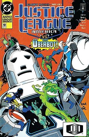 Justice League America (1987-1996) #48