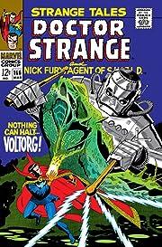 Strange Tales (1951-1968) #166