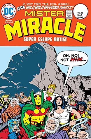 Mister Miracle (1971-1978) No.18
