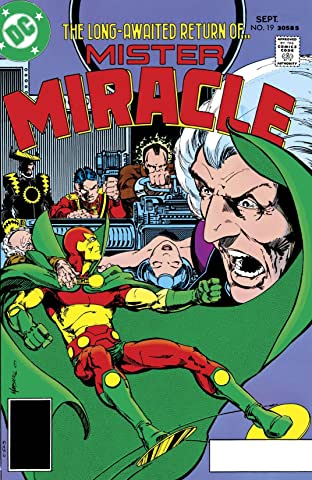 Mister Miracle (1971-1978) #19