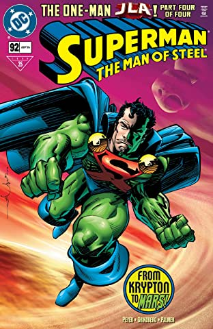 Superman: The Man of Steel (1991-2003) No.92