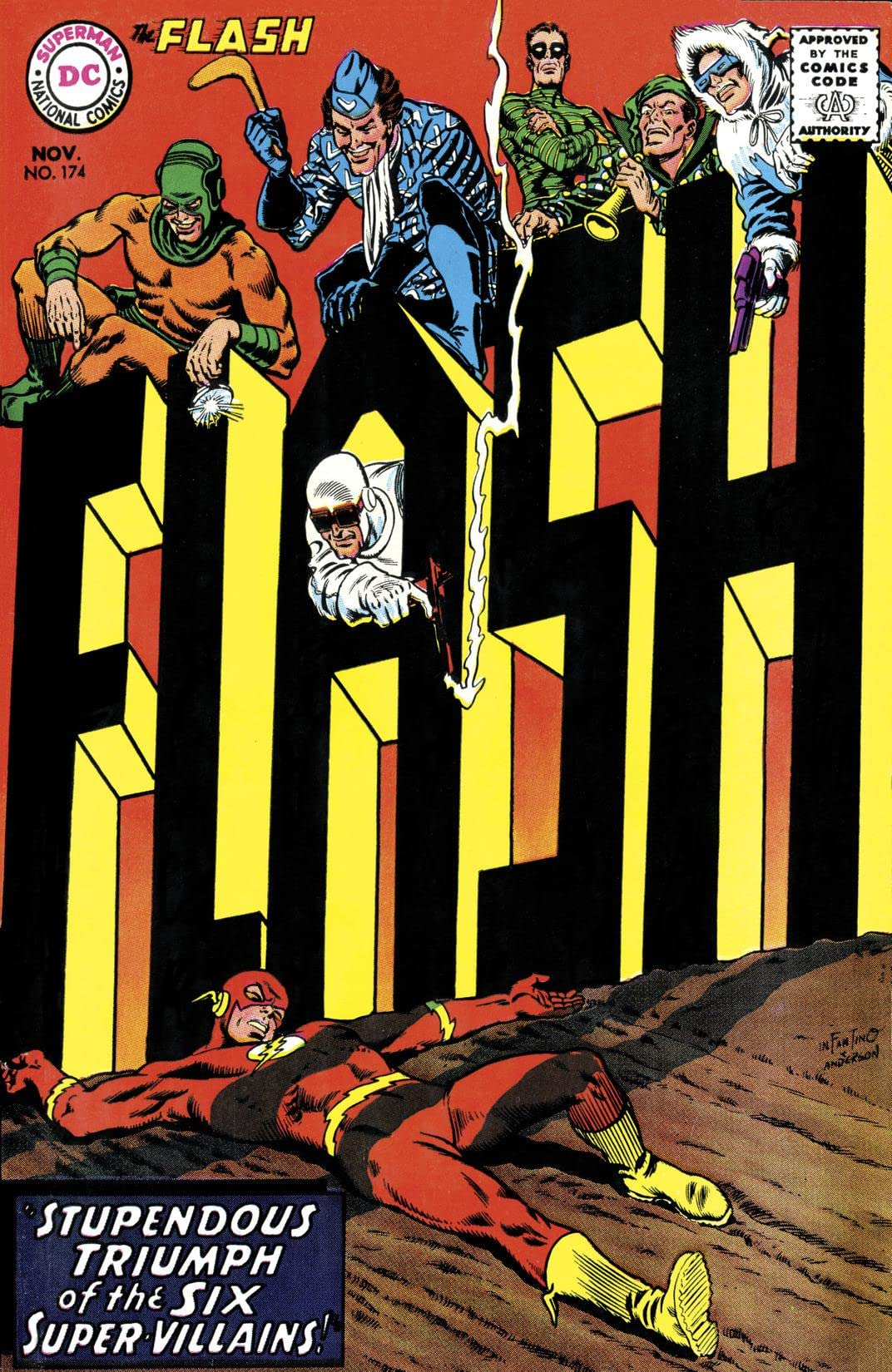 The Flash (1959-1985) #174