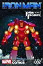 Iron Man: Fatal Frontier Infinite Comic #2