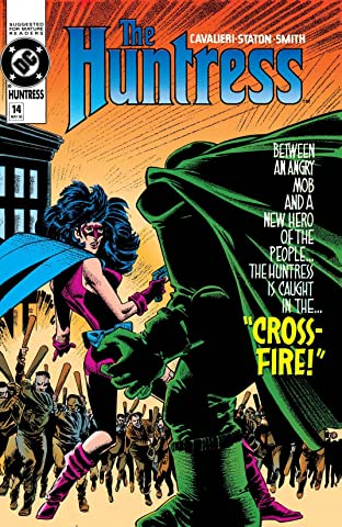 The Huntress (1989-1990) No.14