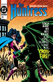 The Huntress (1989-1990) #14