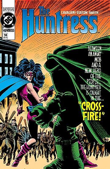 The Huntress (1989-1990) #14