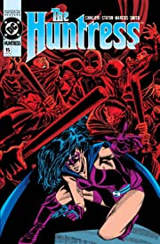 The Huntress (1989-1990) #15