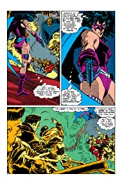 The Huntress (1989-1990) #15