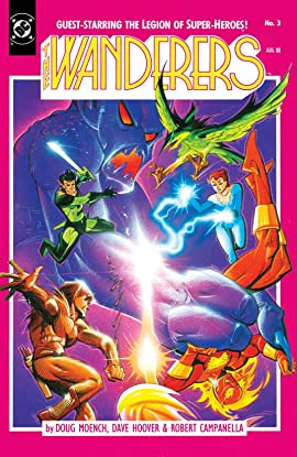 The Wanderers (1988-1989) #3
