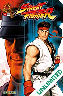 Street Fighter Vol. 1