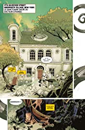Doctor Strange Vol. 2: Le crépuscule de la magie