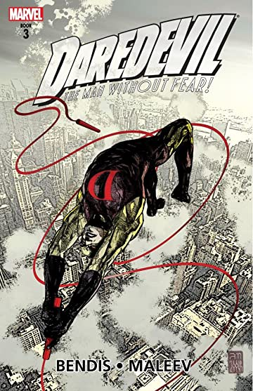 Daredevil by Bendis and Maleev Ultimate Collection Vol. 3