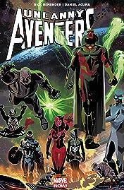 Uncanny Avengers Vol. 6: Contre-évolution
