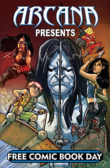 Arcana Studio Presents 2009 FCBD Ed
