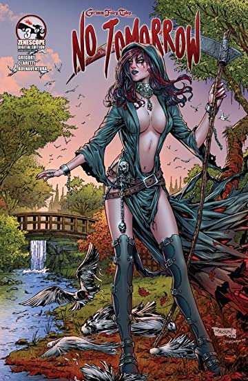Grimm Fairy Tales: No Tomorrow #3 (of 5)