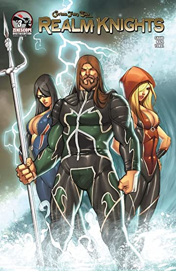 Grimm Fairy Tales: Realm Knights #3 (of 4)