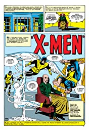 X-Men: Marvel Masterworks Vol. 1