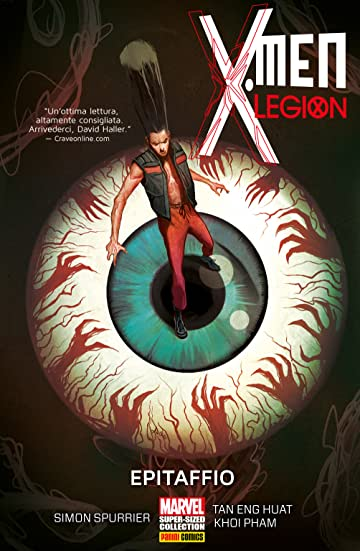 X-Men: Legion Vol. 3: Epitaffio