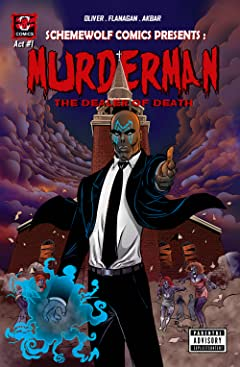 Murderman: The Dealer of Death #1