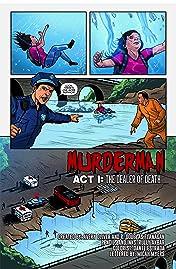 Murderman: The Dealer of Death #1