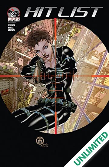 Hit List #2 (of 5) - Comics by comiXology