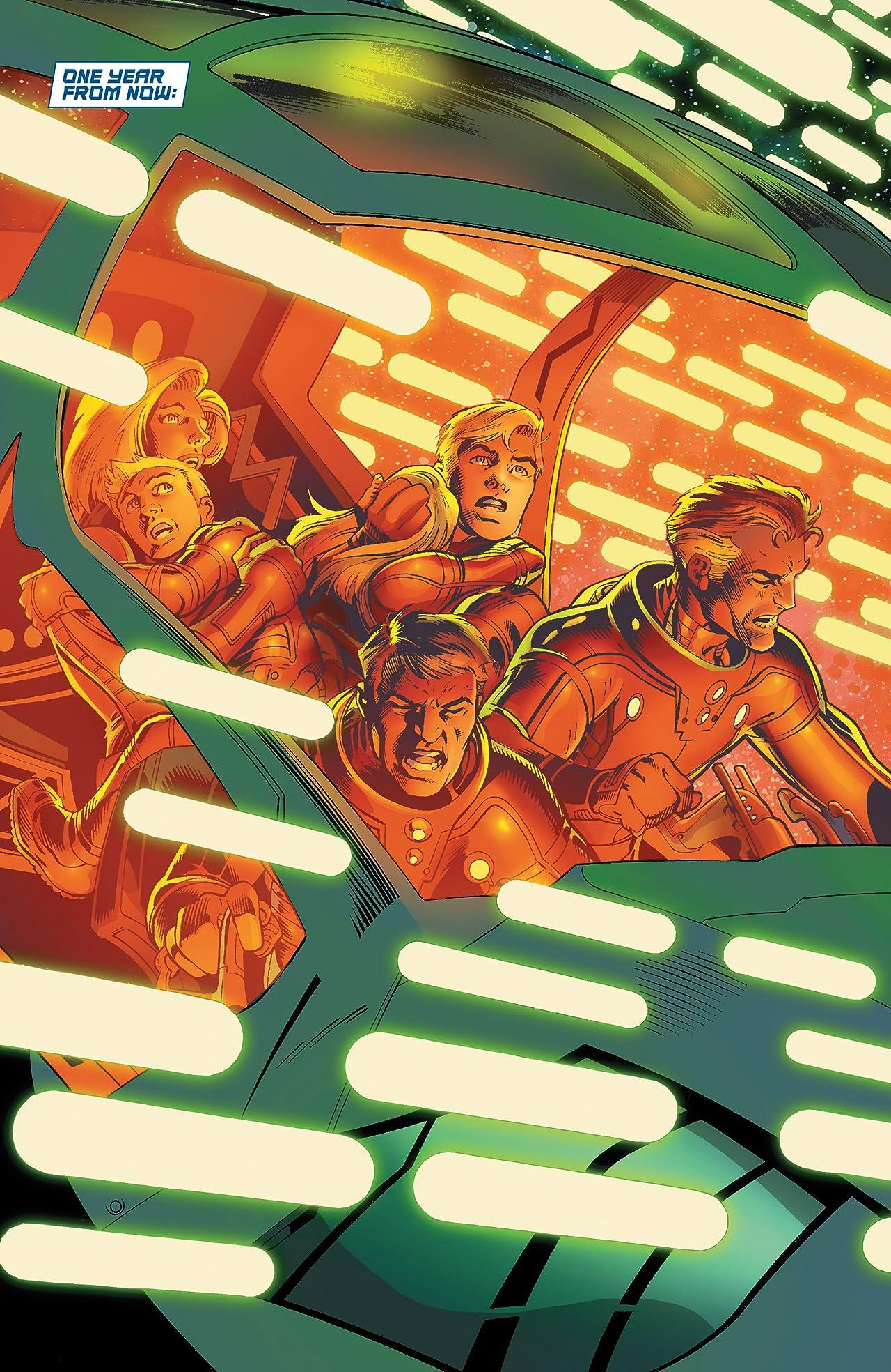 Fantastic Four Vol. 1: New Departure, New Arrivals