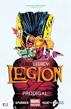 X-Men Legacy: Legion Vol. 1: Prodigal