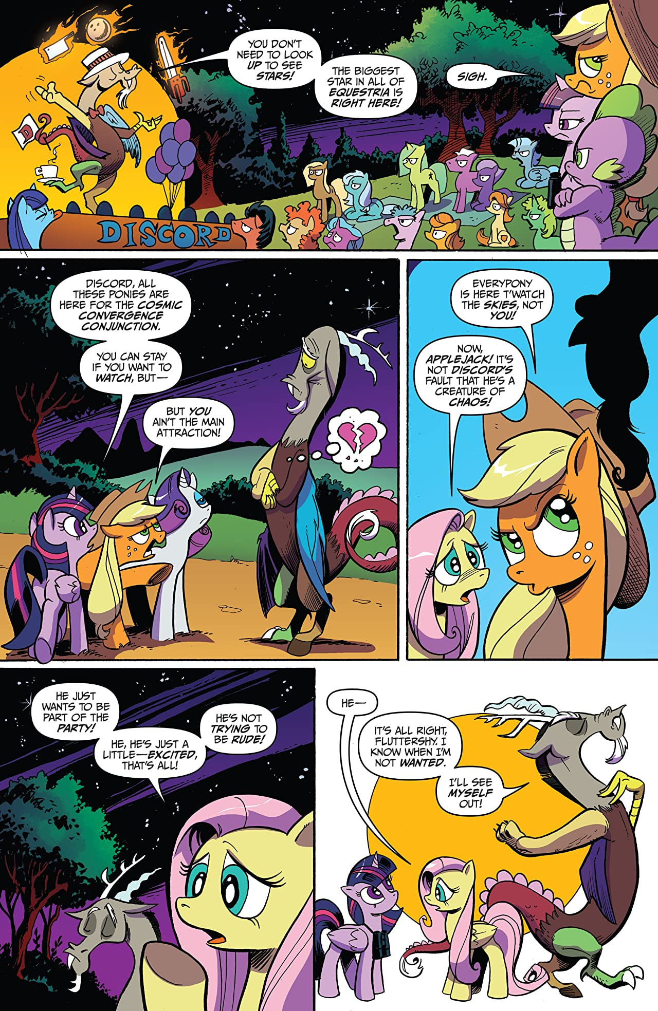 My Little Pony: Friendship is Magic Vol. 12