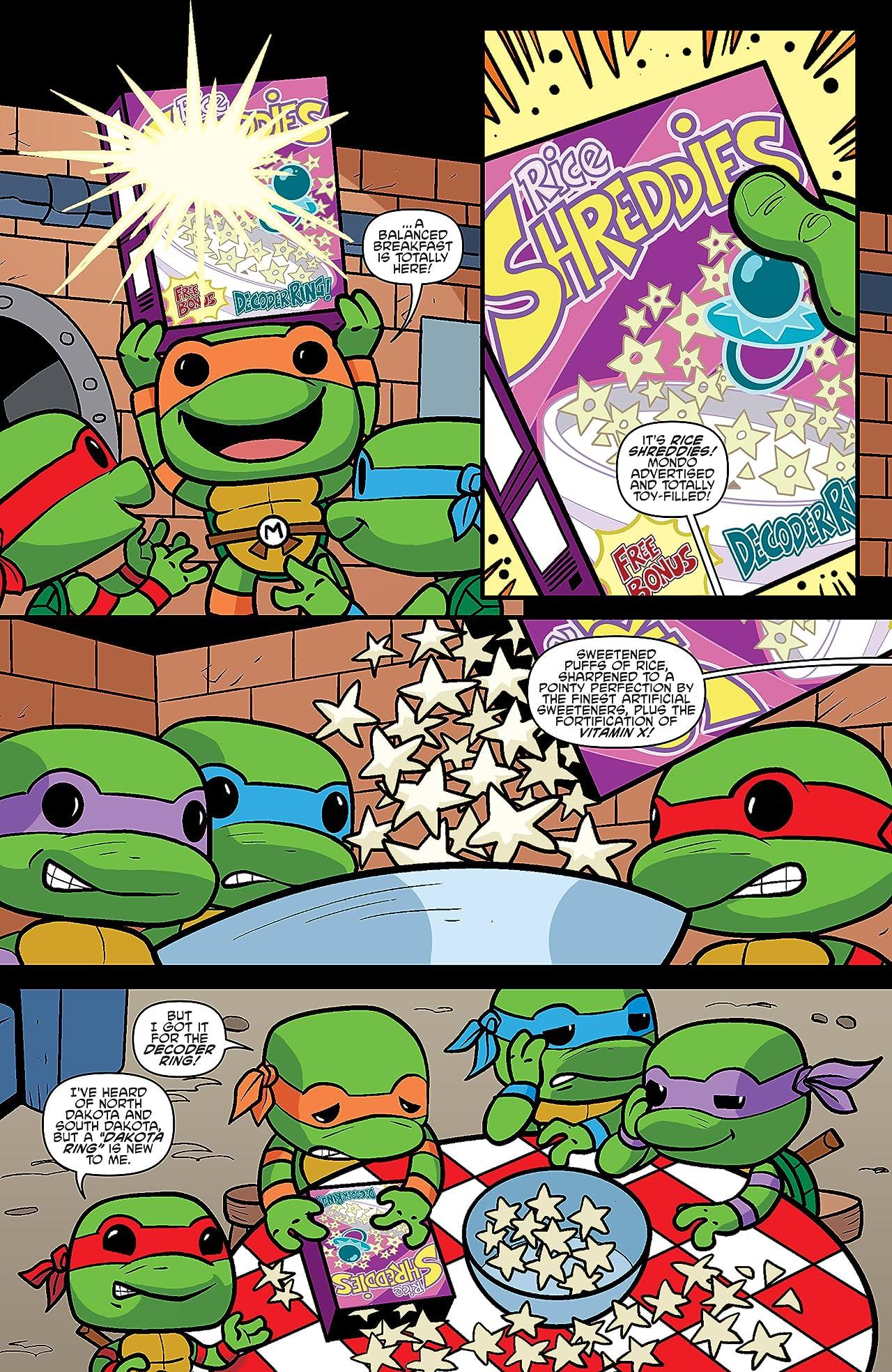 Teenage Mutant Ninja Turtles: Funko Universe