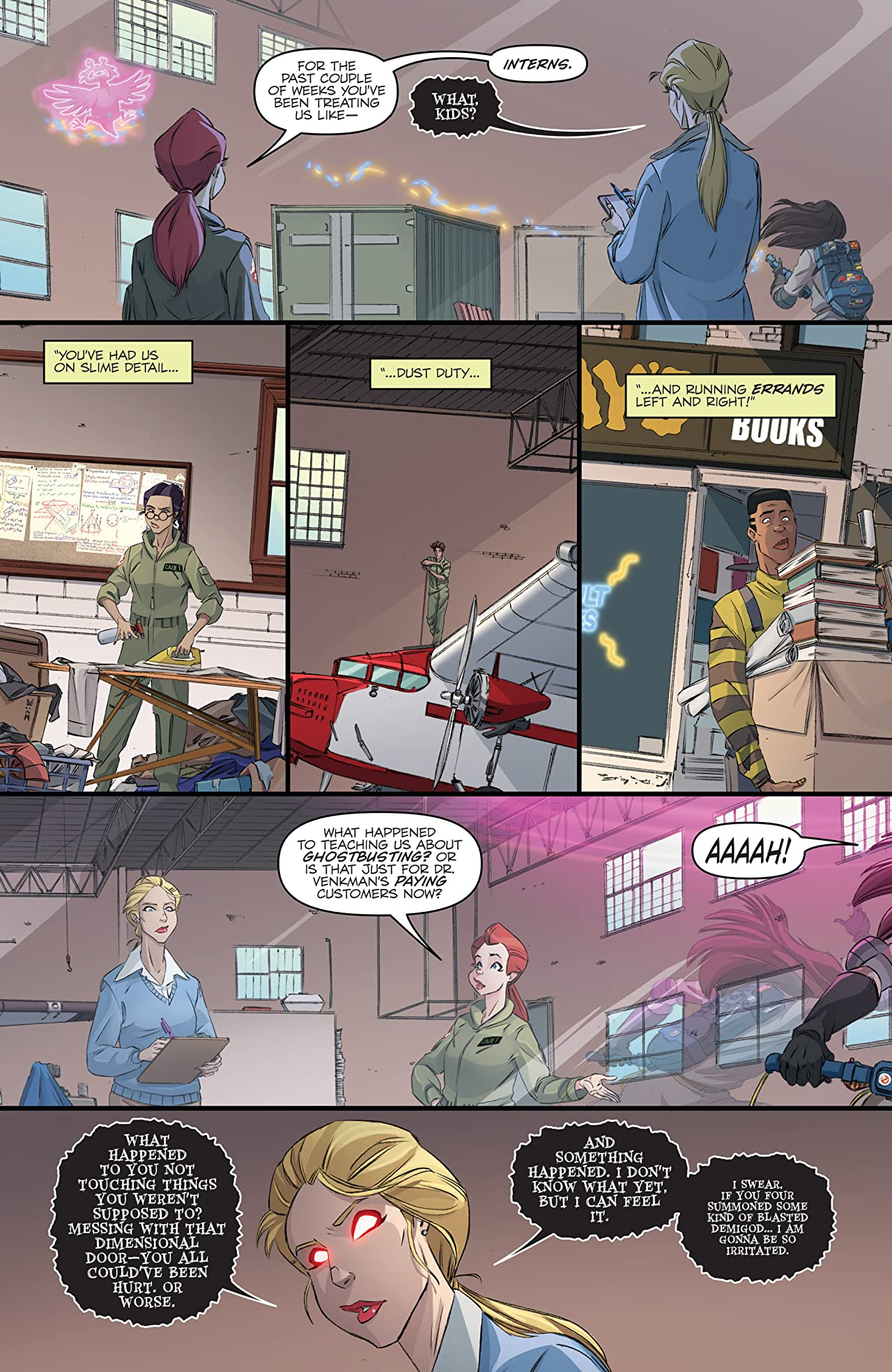 Ghostbusters 101 #3