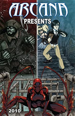 Arcana Studio Presents 2010 FCBD Ed