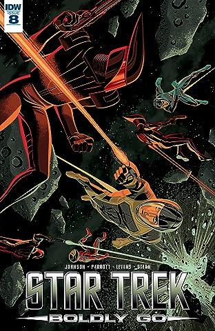 Star Trek: Boldly Go #8