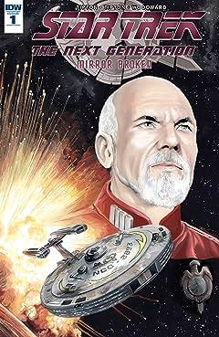 Star Trek: TNG: Mirror Broken No.1