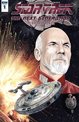 Star Trek: TNG: Mirror Broken #1