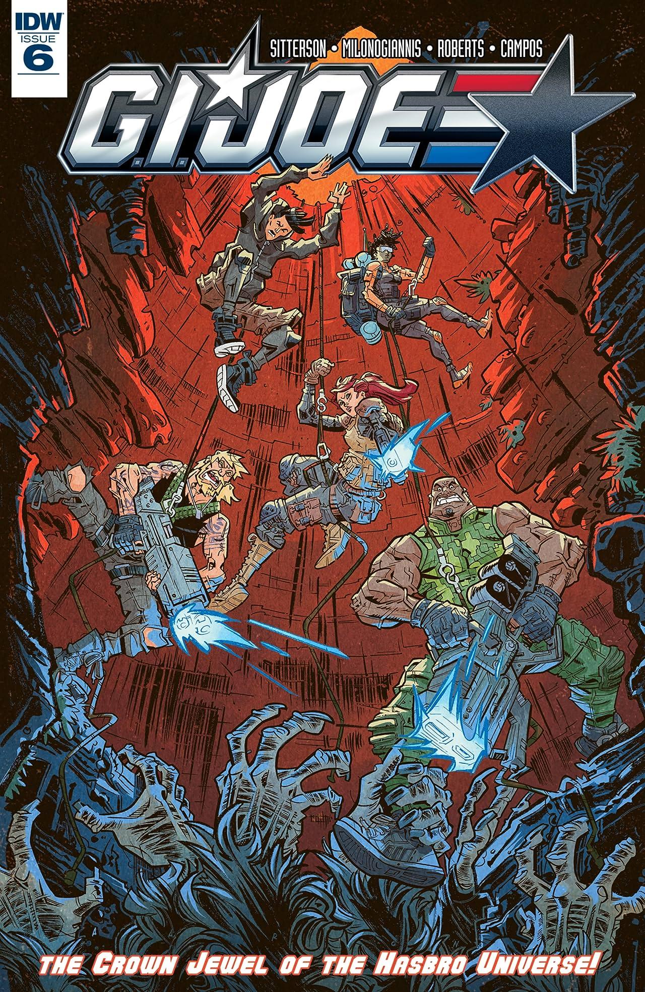 G.I. Joe (2016-) #6